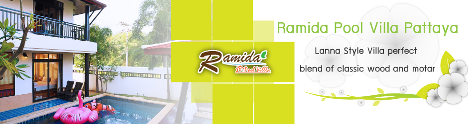 Ramida Pool Villa Pattaya